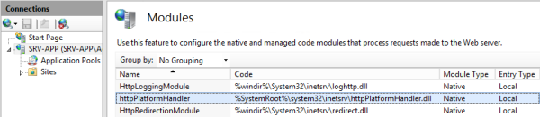 Deploying ASP NET Core RC1 Application to IIS | Damir's Corner